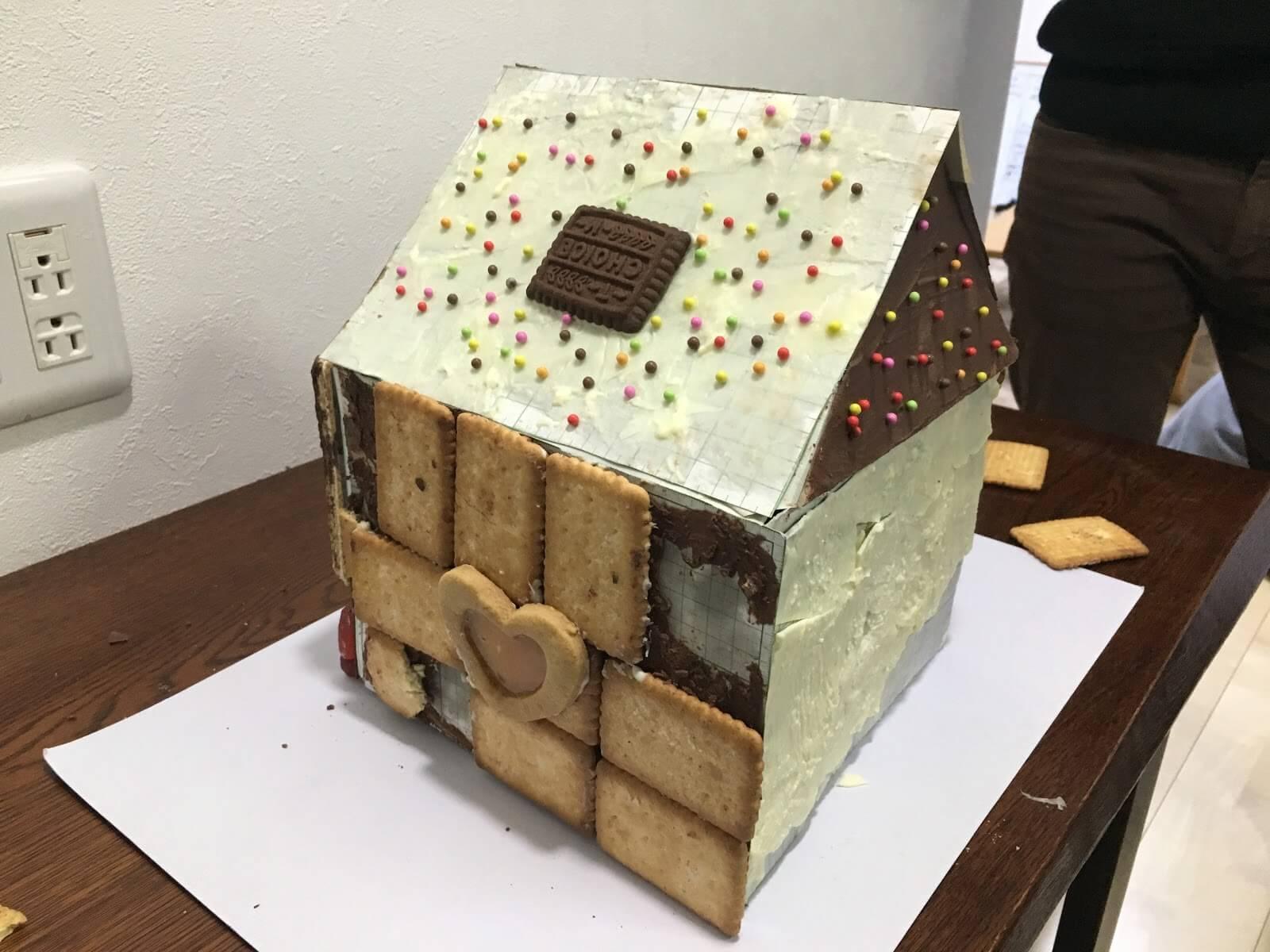 こらぼジャーナル(7)お菓子の家を作りたい!!〜「〜したい!」は失敗を乗り越える〜