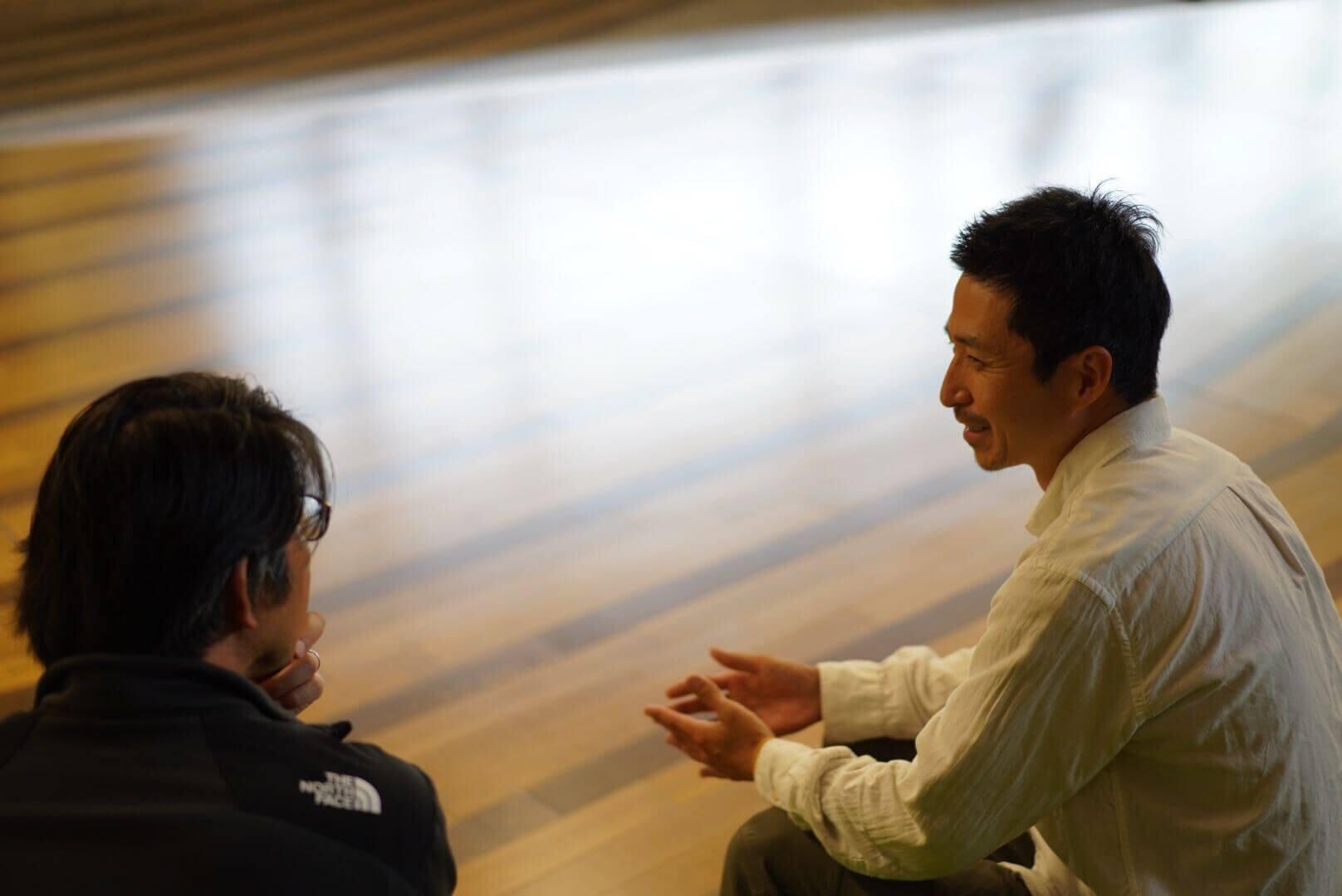 「自分でつくりだすことができると、幸福の感度ってあがるんじゃないかな」渡辺正寿