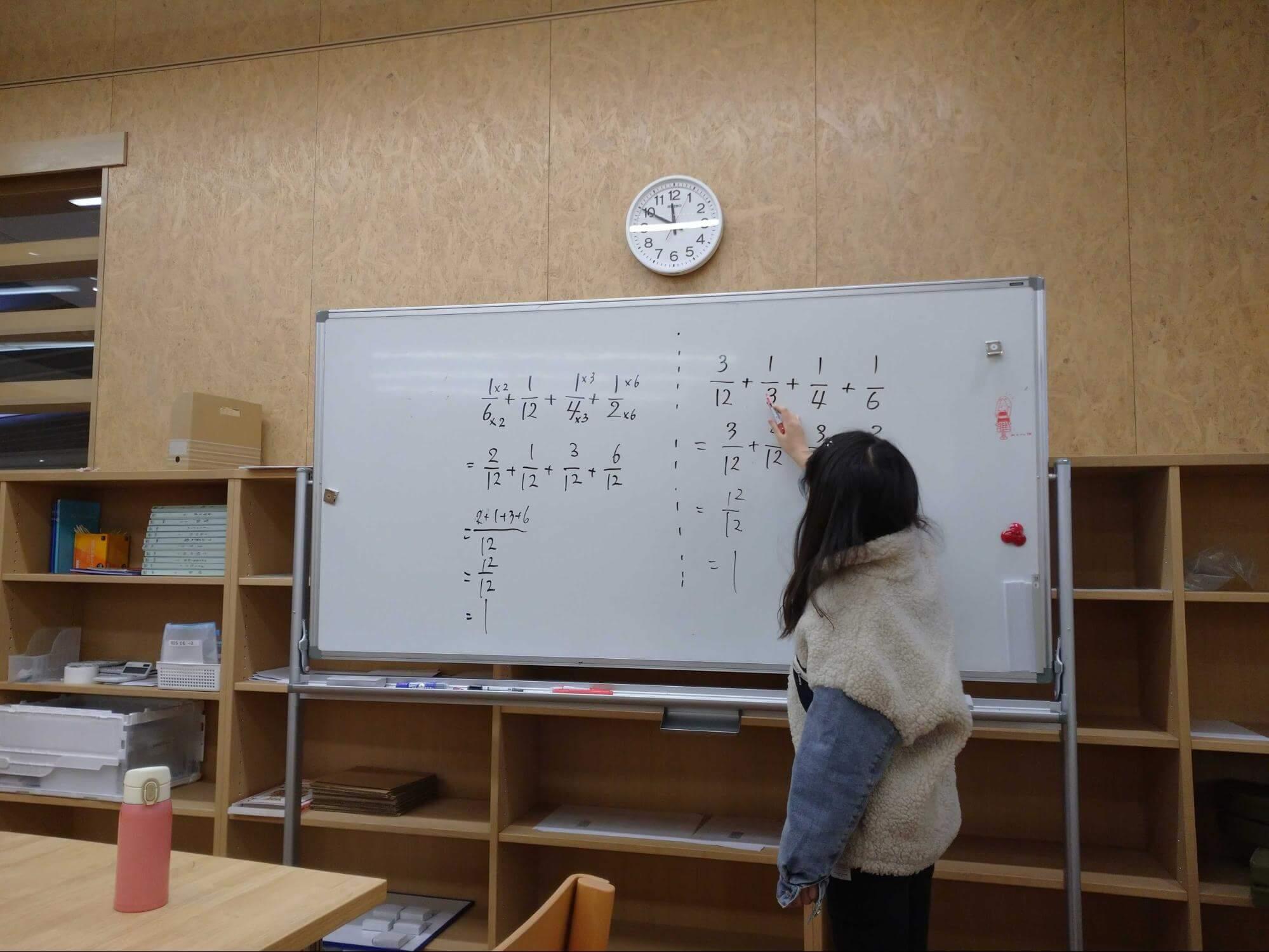 算数・数学チーム(後期)で挑戦してきたこと